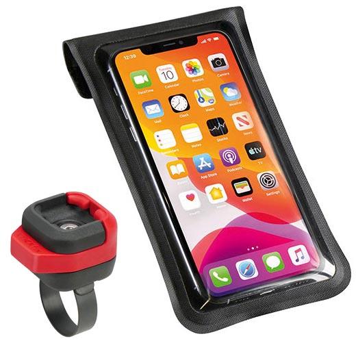 KLICKfix - Phonebag Light   phone mount and cover