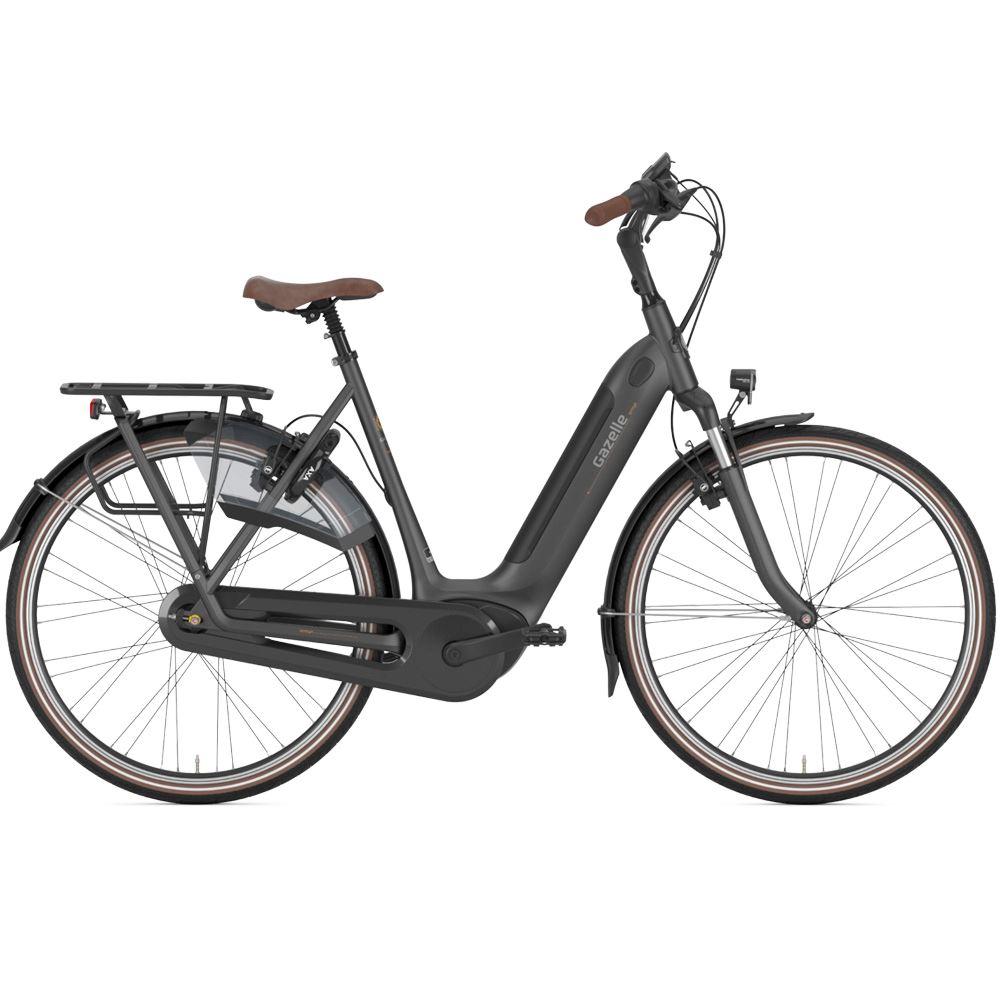 Gazelle Arroyo C7+ HMB Elite - Black 49 cm   e-bike
