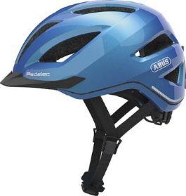 Abus Pedelec 1.1 cykelhjelm | Blå | Speed Pedelec cykelhjelm | NTA 8776 cykelhjelm | EBIKECENTER