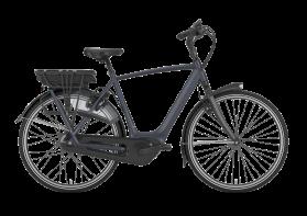 Gazelle Orange C310 | Klassisk komfort elcykel med trinløst gear | EBIKECENTER