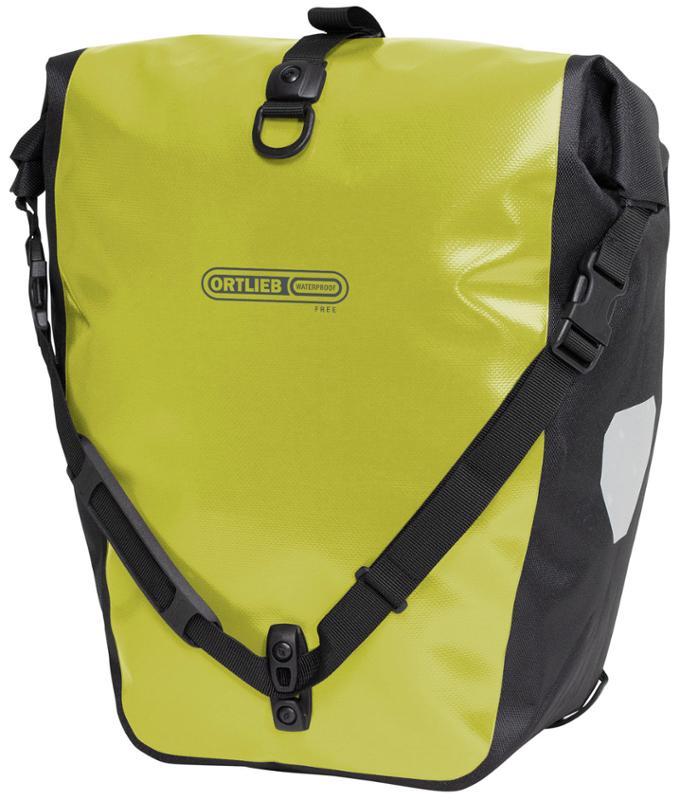Ortlieb Back-Roller Free sidetaske QL2.1 | taske til bagagebærer