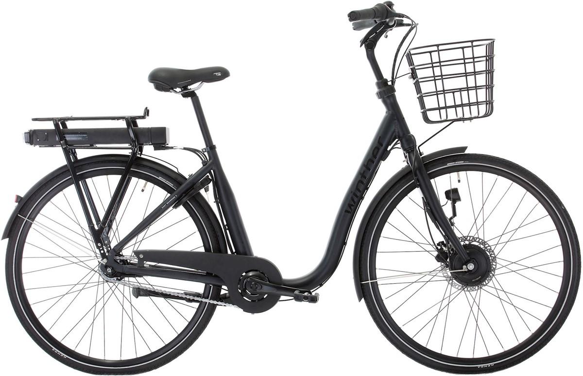 Winther - Easy boarding | el-cykel